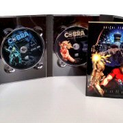 Cobra - série TV - Box DVD Cobra Gold
