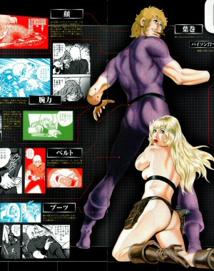 Ouvrage Cobra Dissection (2015) - Personnages