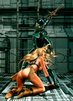 Buichi Terasawa - Digital Manga Masters Guide  (1999) - Dominique