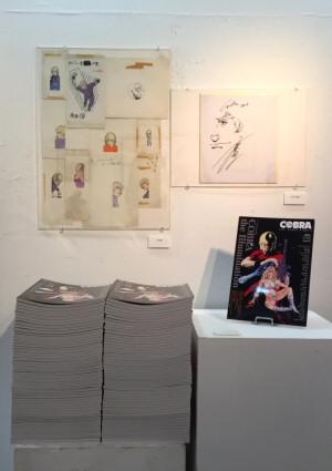 Ouvrage Cobra the Illumination (2018) - Exposition Span Art