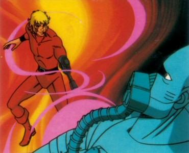 Space Adventure Cobra - Carte Amada 06
