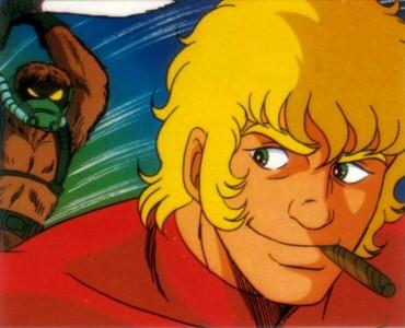 Space Adventure Cobra - Carte Amada 15
