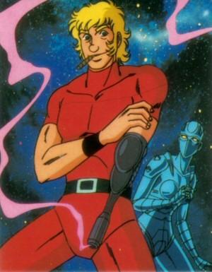 Space Adventure Cobra - Carte Amada 17