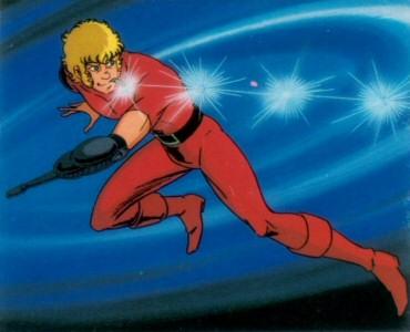 Space Adventure Cobra - Carte Amada 19