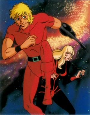 Space Adventure Cobra - Carte Amada 24