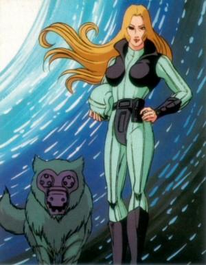 Space Adventure Cobra - Carte Amada 28