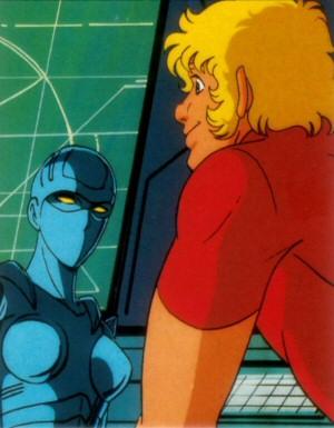 Space Adventure Cobra - Carte Amada 30