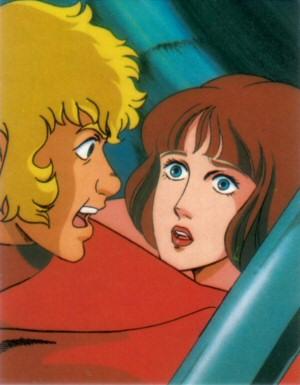 Space Adventure Cobra - Carte Amada 35