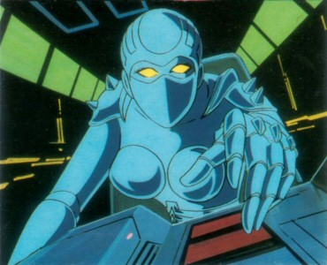 Space Adventure Cobra - Carte Amada 40