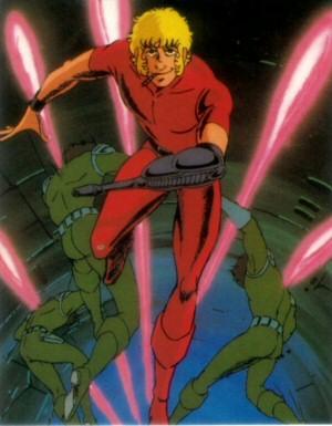 Space Adventure Cobra - Carte Amada 41