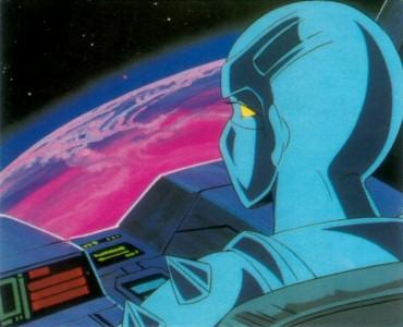 Space Adventure Cobra - Carte Amada 42