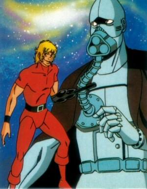 Space Adventure Cobra - Carte Amada 44