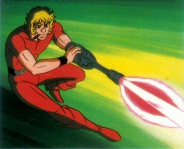Space Adventure Cobra - Carte Amada 48