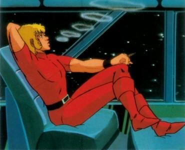 Space Adventure Cobra - Carte Amada 50