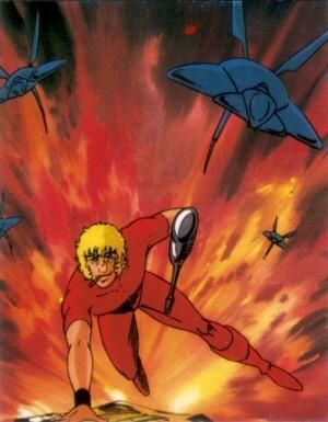 Space Adventure Cobra - Carte Amada 51