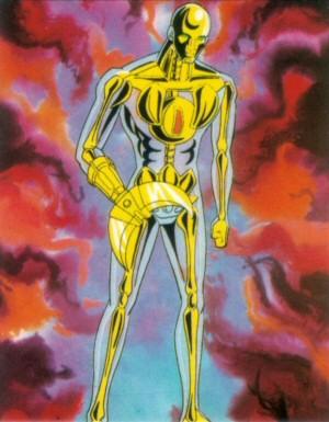 Space Adventure Cobra - Carte Amada 57