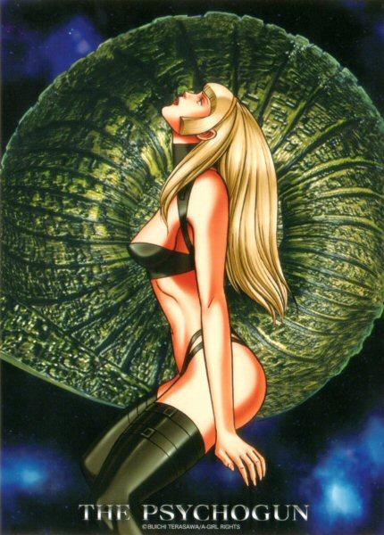Cobra the Space Pirate - Carte postale OAV 2008/09