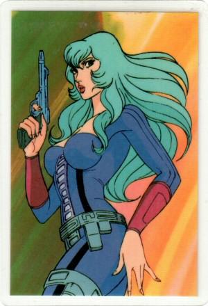 Space Adventure Cobra - Ramicard