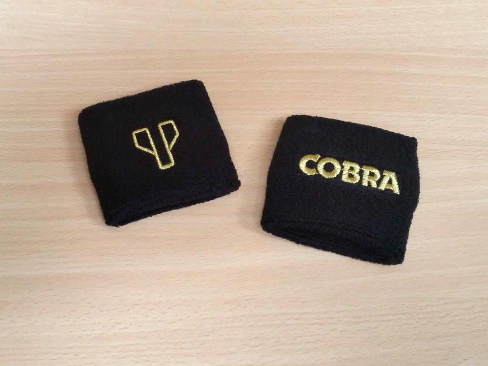 Cobra the Space Pirate - Bandeaux de poignets