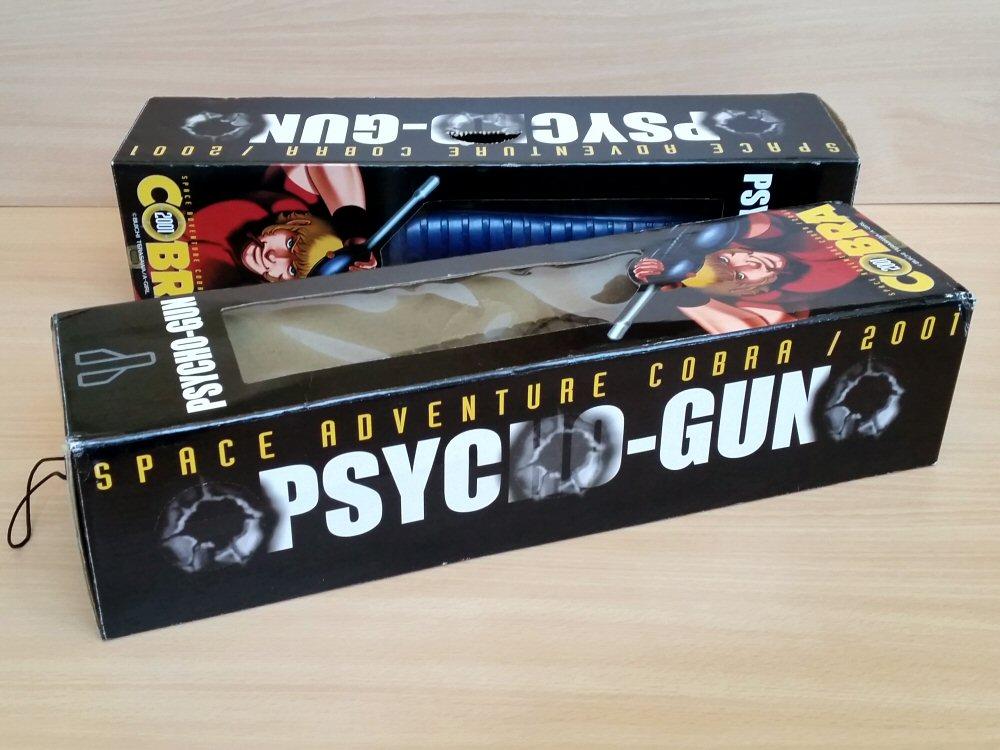 Space Cobra Psychogun 2001