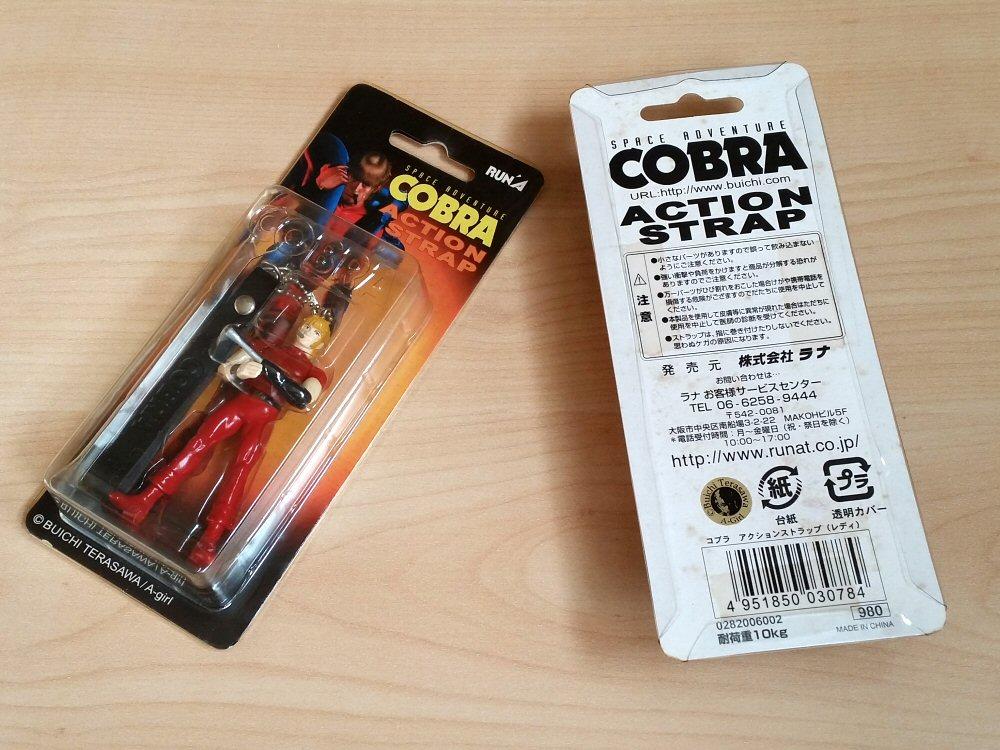 Cobra the Space Pirate - Straps 2001