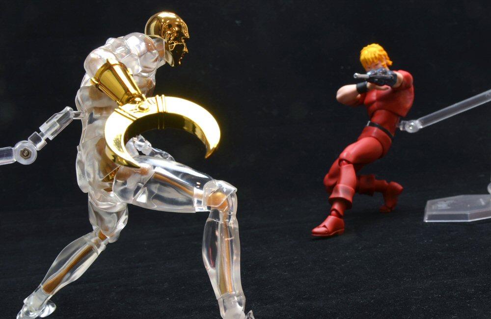 Figurine Space Cobra Figma Crystal Boy 2014