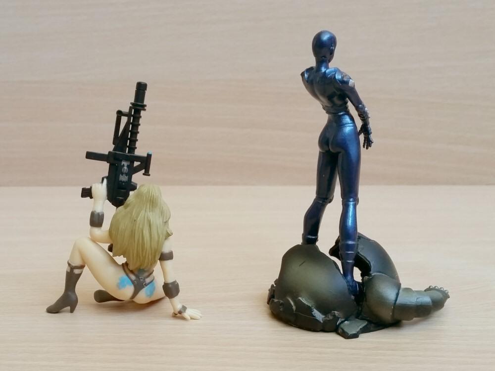 Space Adventure Cobra - figurines Heart 2