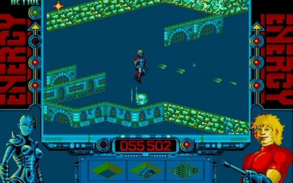 Space adventure Cobra - Jeu vidéo pour Atari ST (1989)