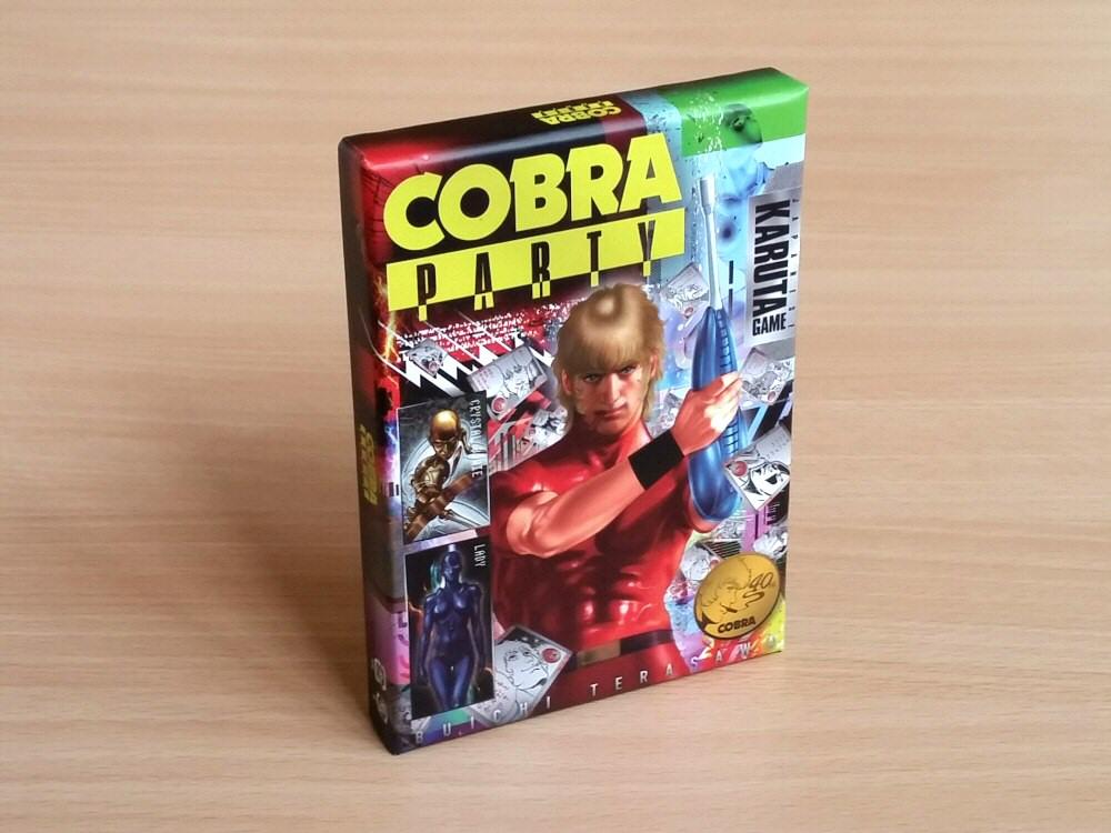 Cobra the Space Pirate - Cobra Party (2018)