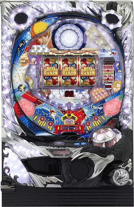Cobra the Space Pirate - Borne Pachinko Newgin CR Cobra the Drum (2014)