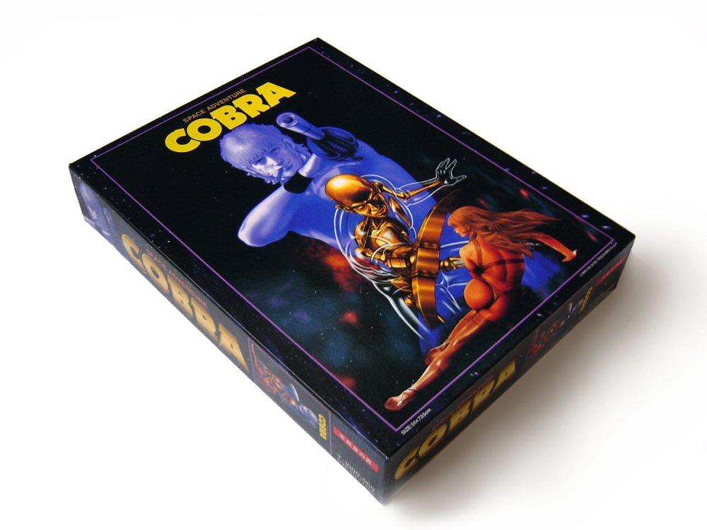 Space Cobra puzzle