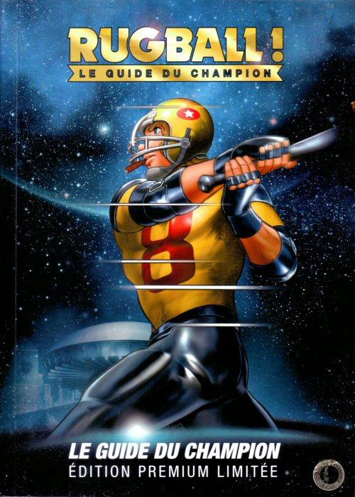 Cobra the Space Pirate - Game Fu - jeu de rôle Cobra Rugball Guide du Champion
