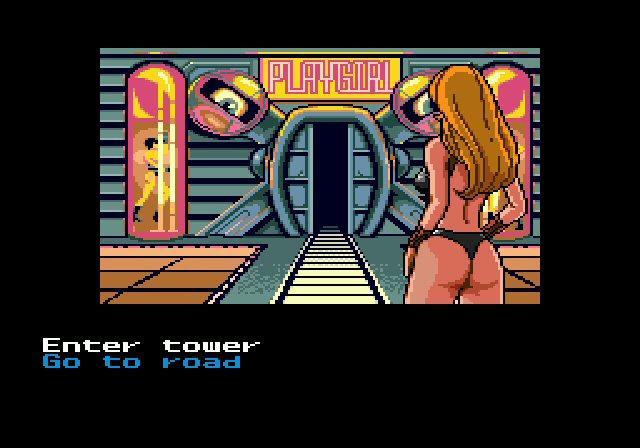 Space adventure Cobra - Jeu sur Sega CD (1995)