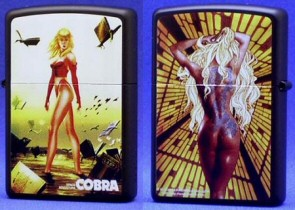 Cobra the Space Pirate - Zippos 2003