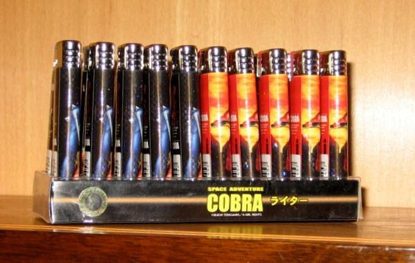 Briquets Space Adventure Cobra