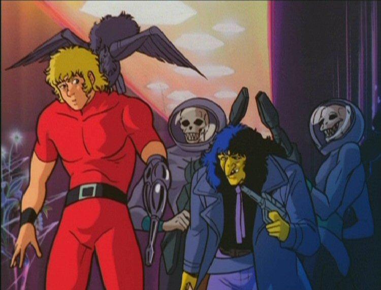 Space adventure Cobra - 30 ans - Série TV (1982/83)